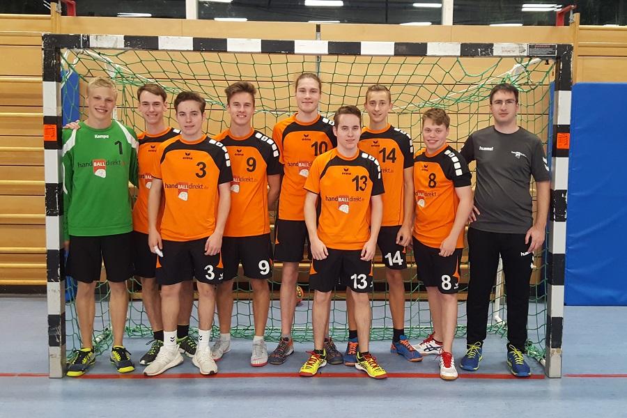 Erdweg Handball